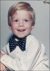 Ryan Farley - Age 4